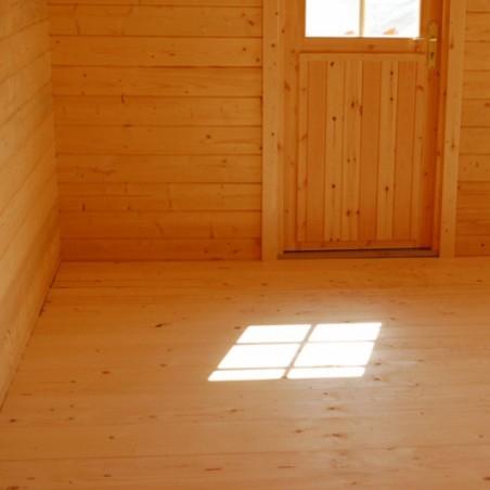 Suelo para caseta de madera Lara 6 m²