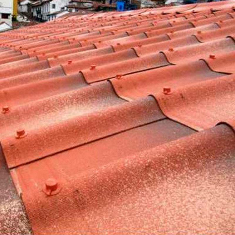 Kit teja asfáltica fiorentino 3D para la caseta de madera England 4