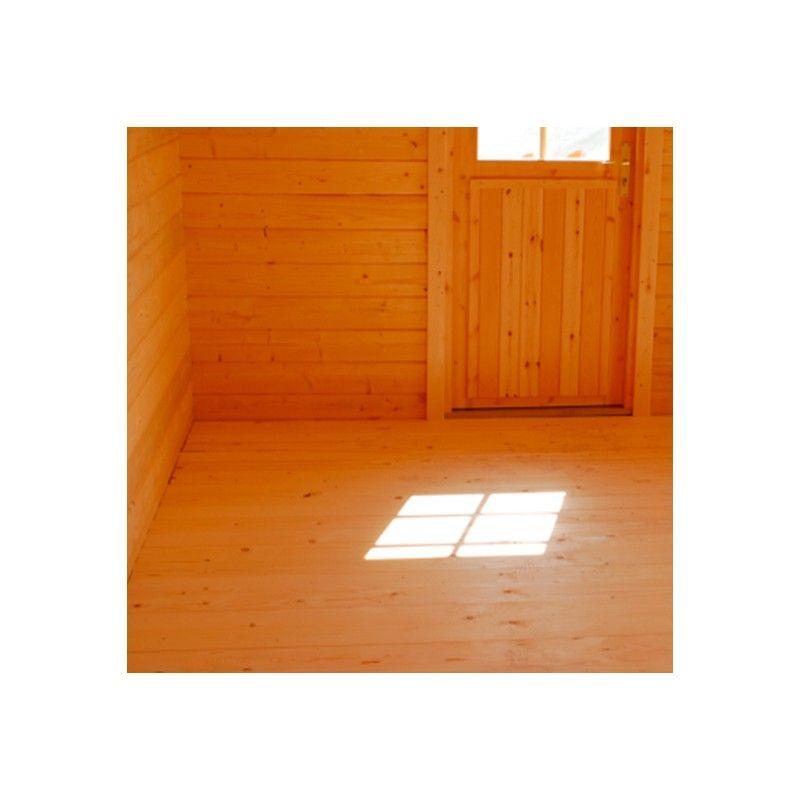 Suelo de Madera para caseta de madera Lodz