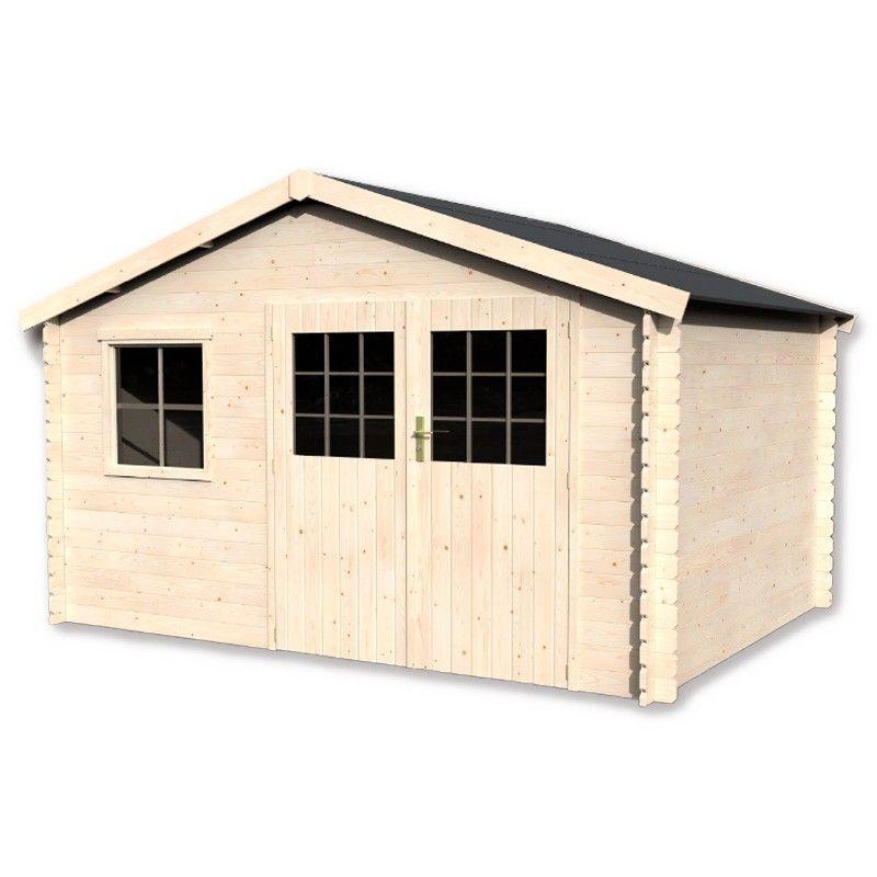 Caseta de madera para jardín Filigan - Oferta especial Hortum.es