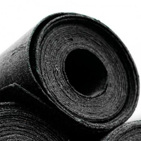 1 rollo de tela asfáltica para casetas de madera. 10 m de tela asfáltica