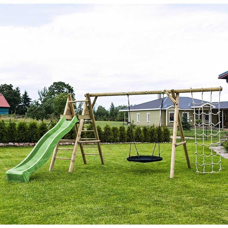 Parque infantil Kalev 470x200x230 cm