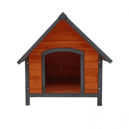 Casa de madera para perros o gatos