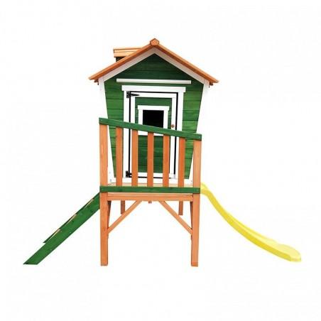Cabaña de madera para niños Nike