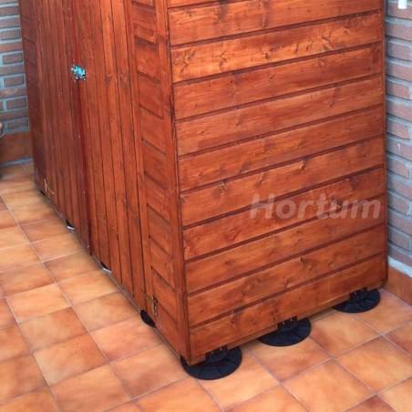 Plots para casetas de madera