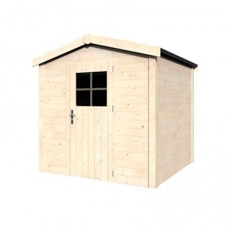 Caseta de madera para jardín Tison 19 mm, 216 x 214 cm, 3,8 m2