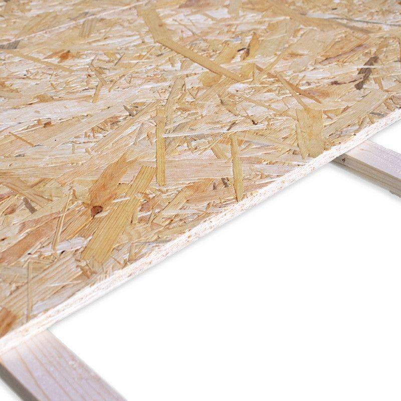 Suelo de OSB Caseta de madera 3x2 m
