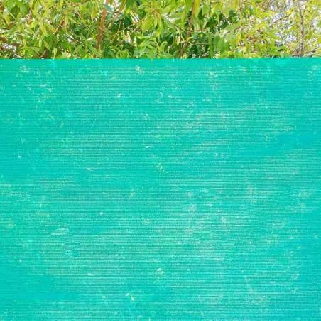 Malla de sombreo verde 70% - 5x4m