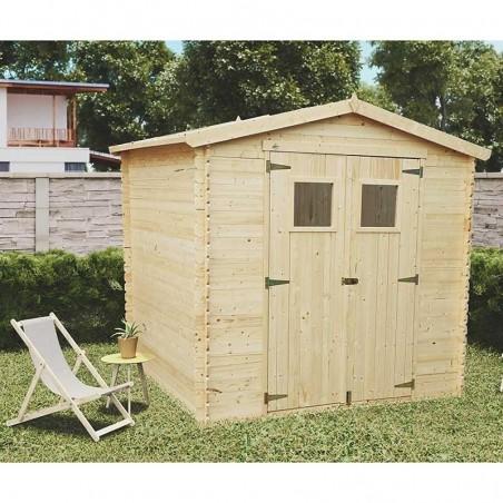 Caseta de madera Triglav - Hortum.es