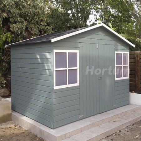 Caseta de madera Fresno 4,96m²