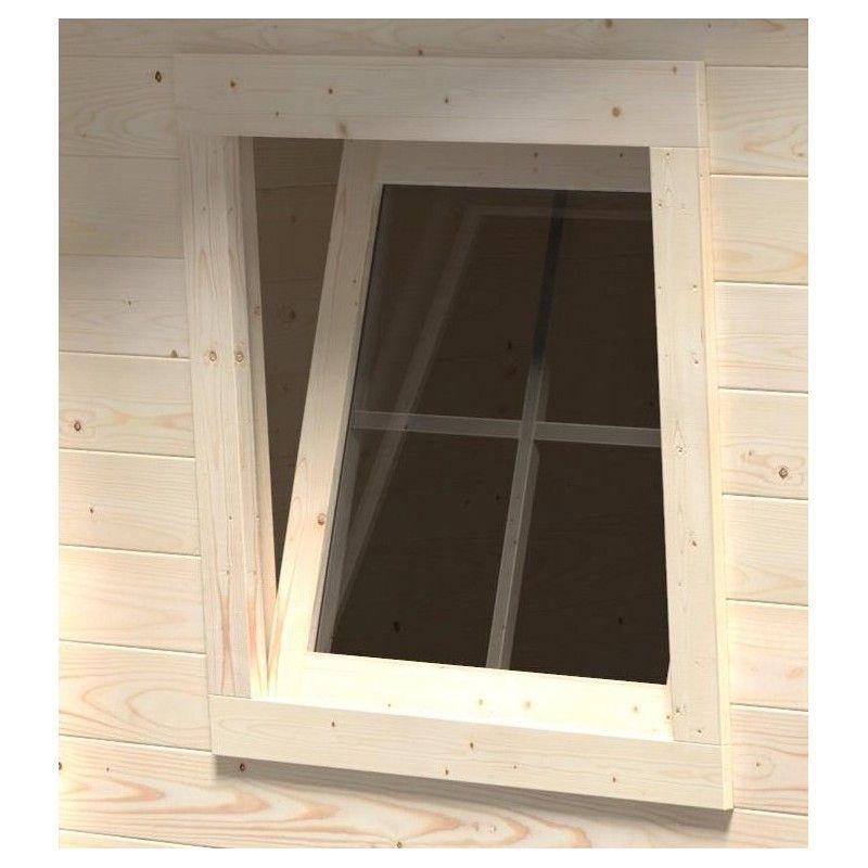 Accesorio ventana caseta de madera Hortum