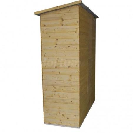 Parte trasera de armario de madera Marge. Hortum.es