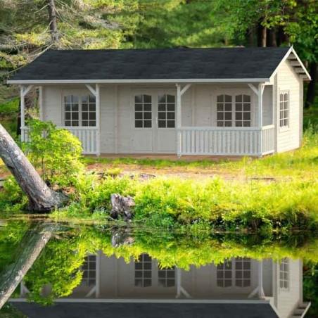 Ventajas de las casas de madera habitables