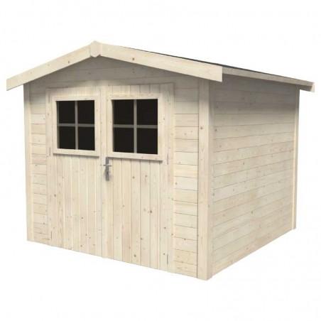 Caseta de madera Mano. 19 mm, 230 x 234 cm, 5.36m²
