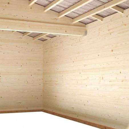 Interior Garaje Tomas, 34mm, 360 x 550 cm, 19.20m²