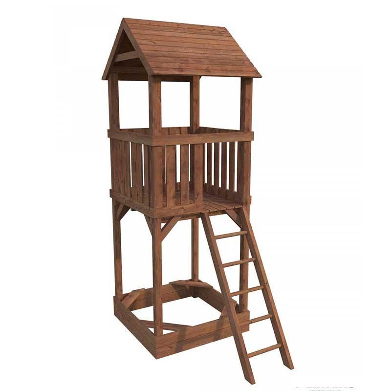 Parque infantil Jesper Torre   120x120x344