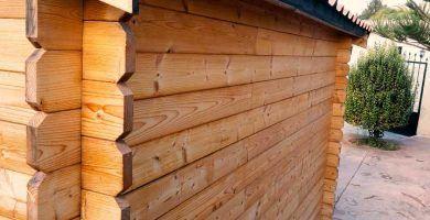 Cuidados para casetas de madera