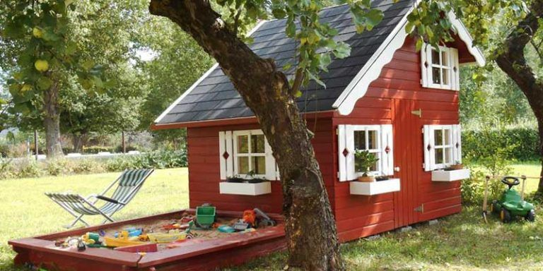 casitas infantiles de madera Infantiles