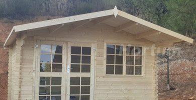 Casa de madera England 1