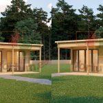 ¿Cuánto dura una casa prefabricada de madera y de qué depende?