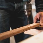 entramado ligero de madera