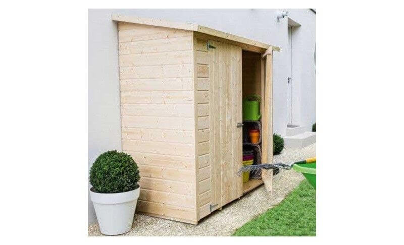 Armarios de madera para jardín | Protector Madera Gratis ✔️