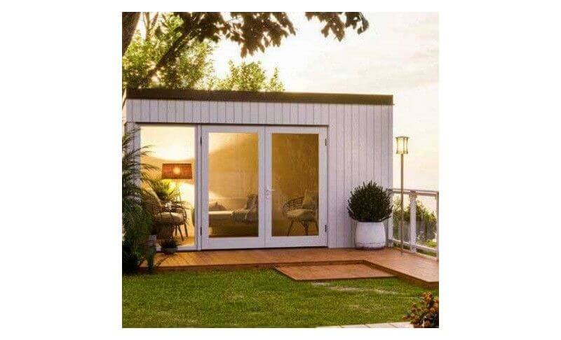 Casetas de Madera Habitables para Jardín o Terraza | Hortum
