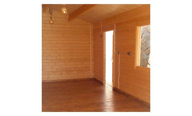 Suelos para casetas de madera