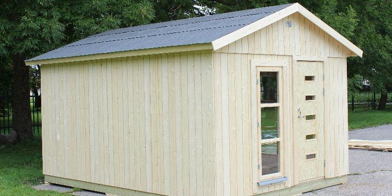 Mini casa habitable modelo Ly - Palmako