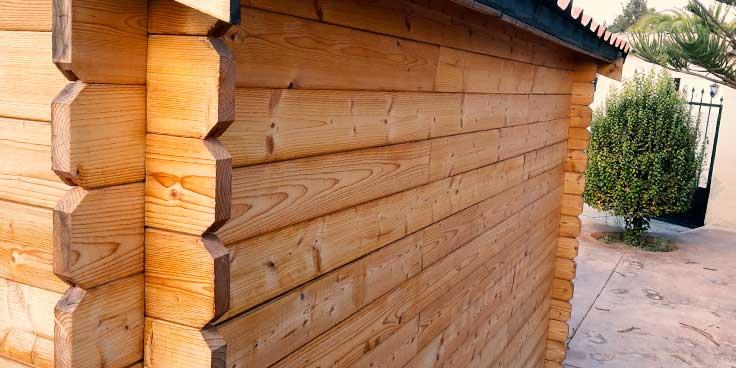 Protección y mantenimiento caseta de madera