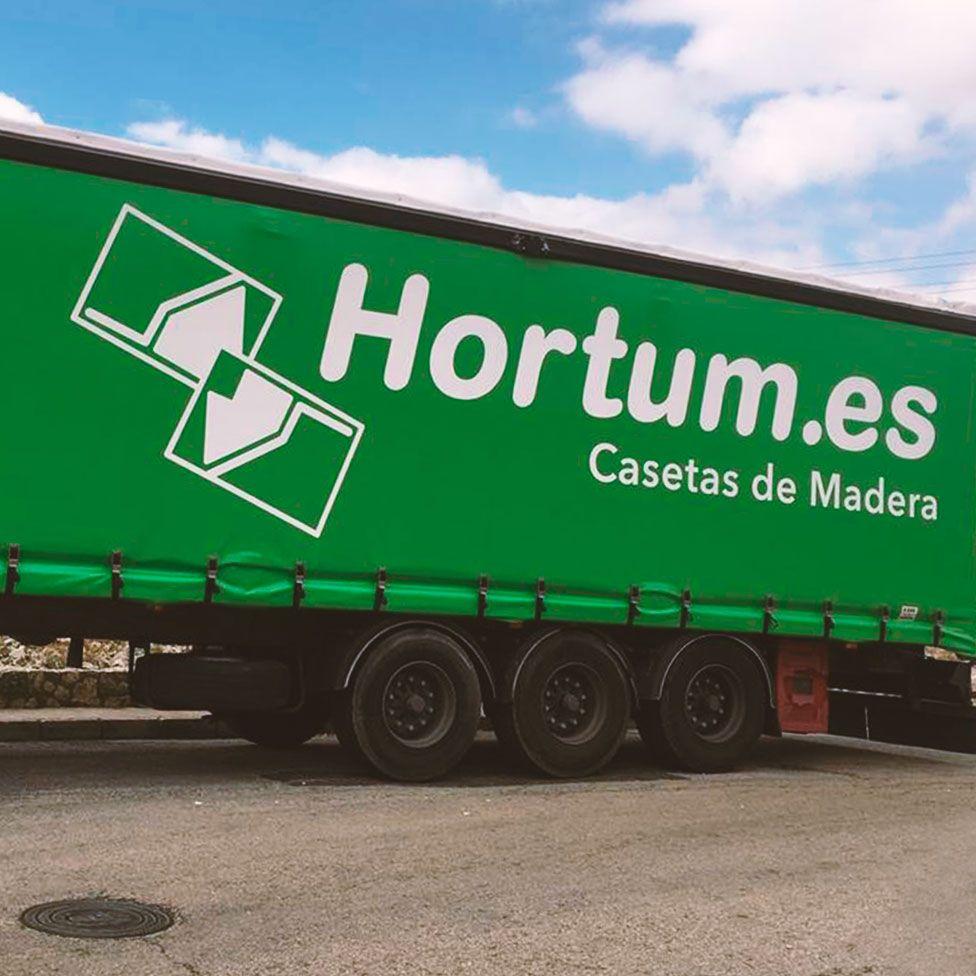 Transporte Incluido Hortum