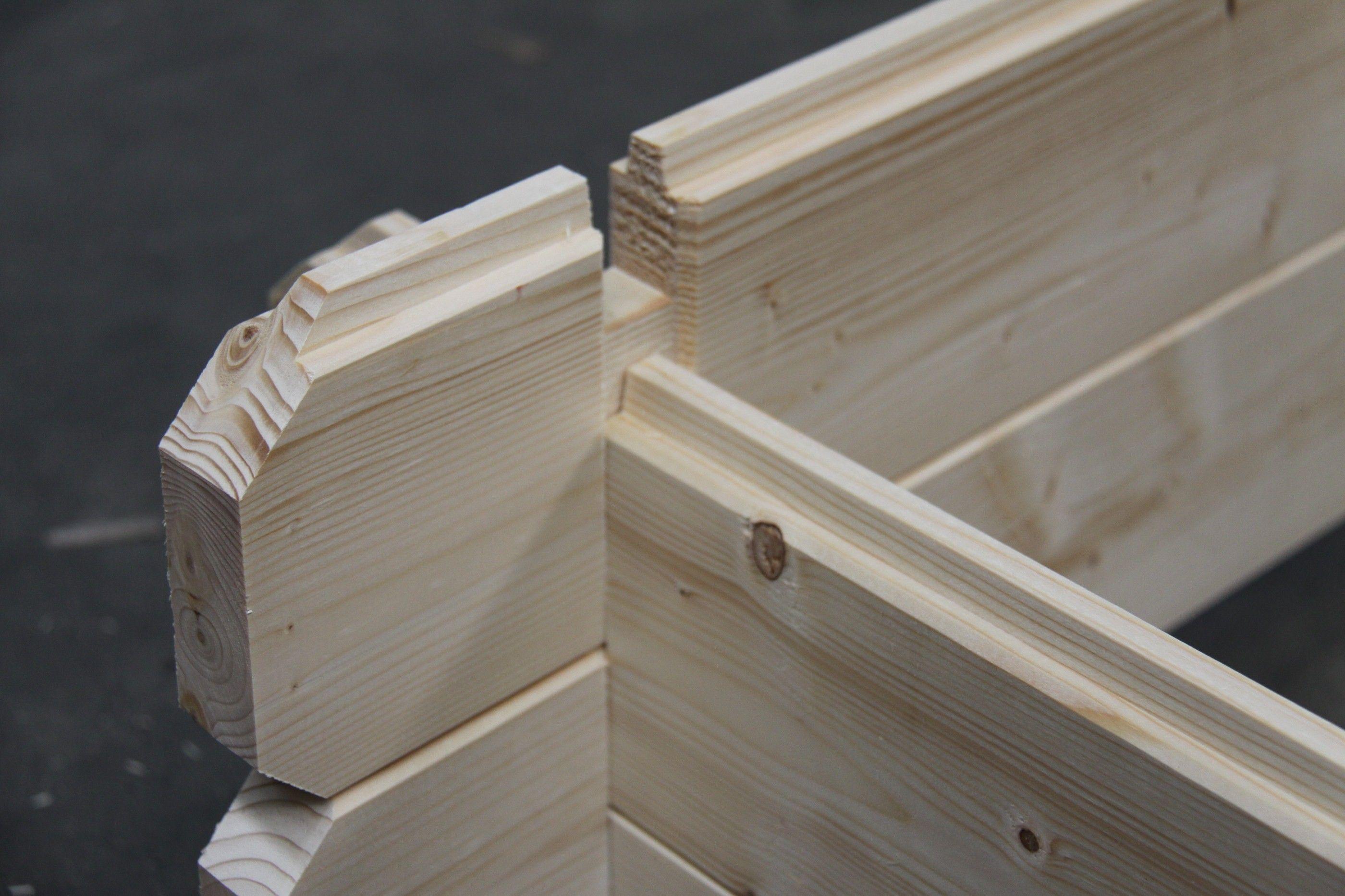 Todo sobre casetas de madera garden hortum - Madera machihembrada exterior ...