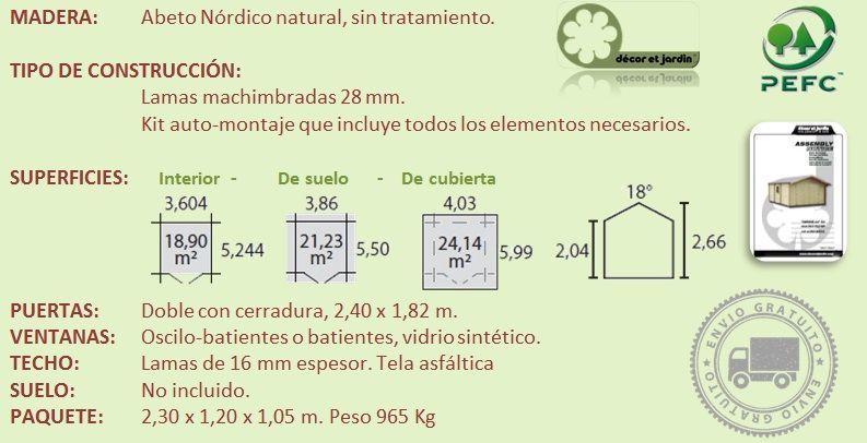 Ficha técnica Pomona